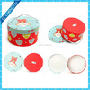High quality printing candy cylinder gift box packaging printing