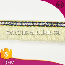 Wholesale fringe polyester webbing edge banding tape WNL243