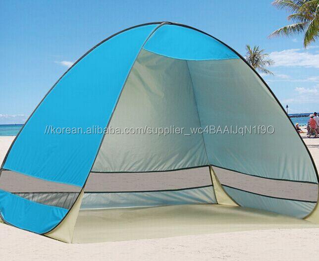 디자인 경량 야외 팝-업 Beach Sun Protection 홈 <span class=keywords><strong>텐트</strong></span>