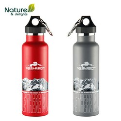 Food grade Insulated stainless steel sport water bottle