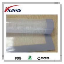 Respetuoso del medio ambiente característica y el fda, SGS certificado de silicona para hornear estera Anti del resbalón
