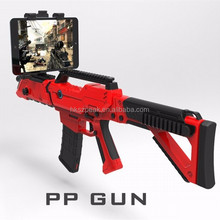 World Premiere Bluetooth Connected Mobile Game Gun With Amazing Virtual Shooting Experience