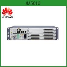 Fiber optical equipment ADSL2+/SHDSL/VDSL2 IP DSLAM HUAWEI MA5616