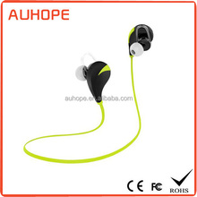 Long battery time high quality low price wireless bluetooth stereo earbuds headset