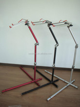 E-table, High-quality Aluminum Fordable and Adjustable Stand Table for Laptop