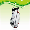 beauty women white custom made colorful golf bag