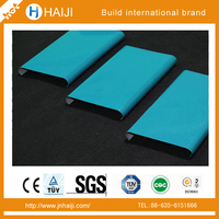 Unique interior design of caigang steel gusset plate for advertising billboards in competitive price
