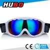 lastest model stylish UV lens kid ski helmet goggle