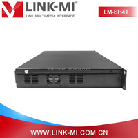 LINK-MI LM-SH41 Digital/Analog USB+CVBS+VGA+HDMI 4x1 Quad Screen HD Video Synthesizer For Full-color LED Display