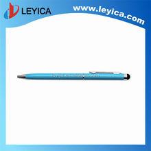 2015 Promotional advertising metal ball pen, ballpoint pen,stylus pen, gift pen - LY-S063