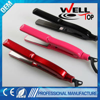 "Hot Sale Professional 1"" best quality low price hair straightener"