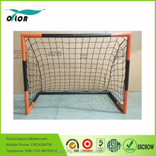 OTLOR 2015 portable tough durable and light-weight soccer goals with Net, Velcro Straps, Anchor Large Soccer Goal Sports