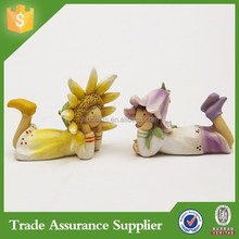 Colorful New Product Polyresin Fairy Figurines