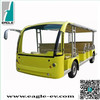Electric sightseeing bus, Shuttle bus with 23 seats,