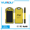 Top selling Portable Solar Charger T011 5000mAh for Cellphones with Good Price