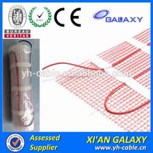 Profesional estera de calefacción eléctrica con termostato / tapete calefacción