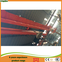 Lingqiao QD Type Double-beam Or Double Girder 300 Ton Mobile Crane