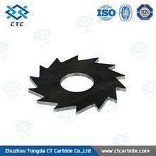 Big Promotion Activity tungsten carbide crosscut saw blades with negative rake