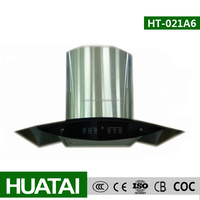 Hot! 90cm stainless steel cooker hood /kitchen chimney