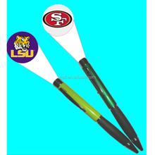 custom logo projector promotional projection pen