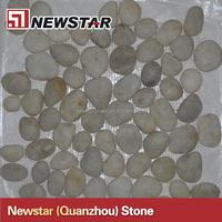 Newstar white pebble for garden cheap