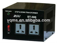 ST types 500W converter, home use Step Up and Down Transformer 110V to 220 V, 220V to 110V Step Up Down Transformer