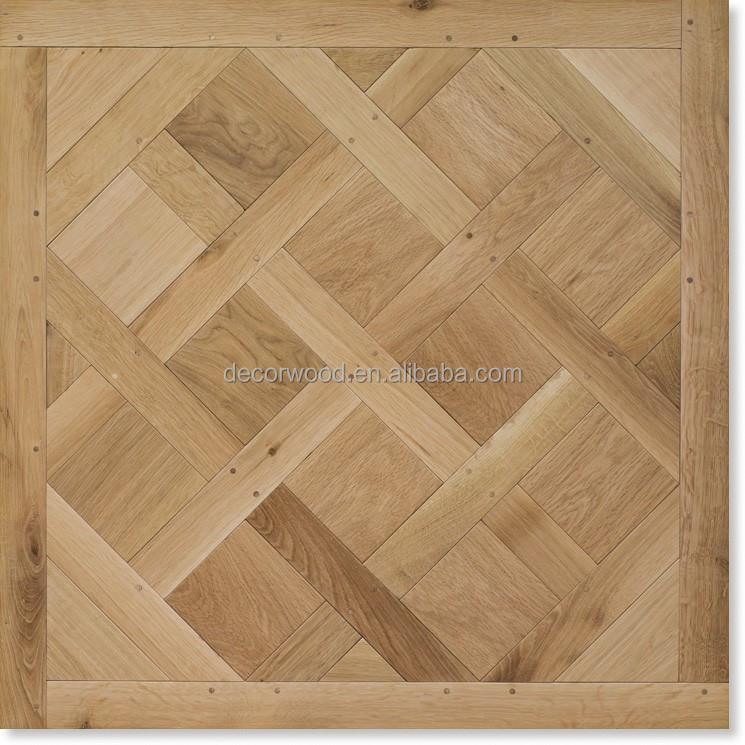 rustic oak wood versailles parquet wood flooring buy versailles parquet wood flooring parquet. Black Bedroom Furniture Sets. Home Design Ideas