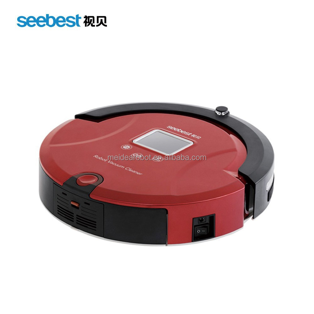 2015 New Design Multifunctional Dry And Wet Robot Vacuum