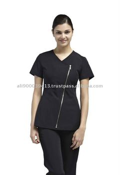 Uniform for spa and beauty salons yaejw0022 buy spa for Spa uniform indonesia