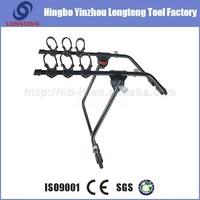 3 bike car bicycle rear rack