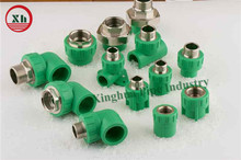 China pipes ppr plumbing fittings water heating system 58/3A copper