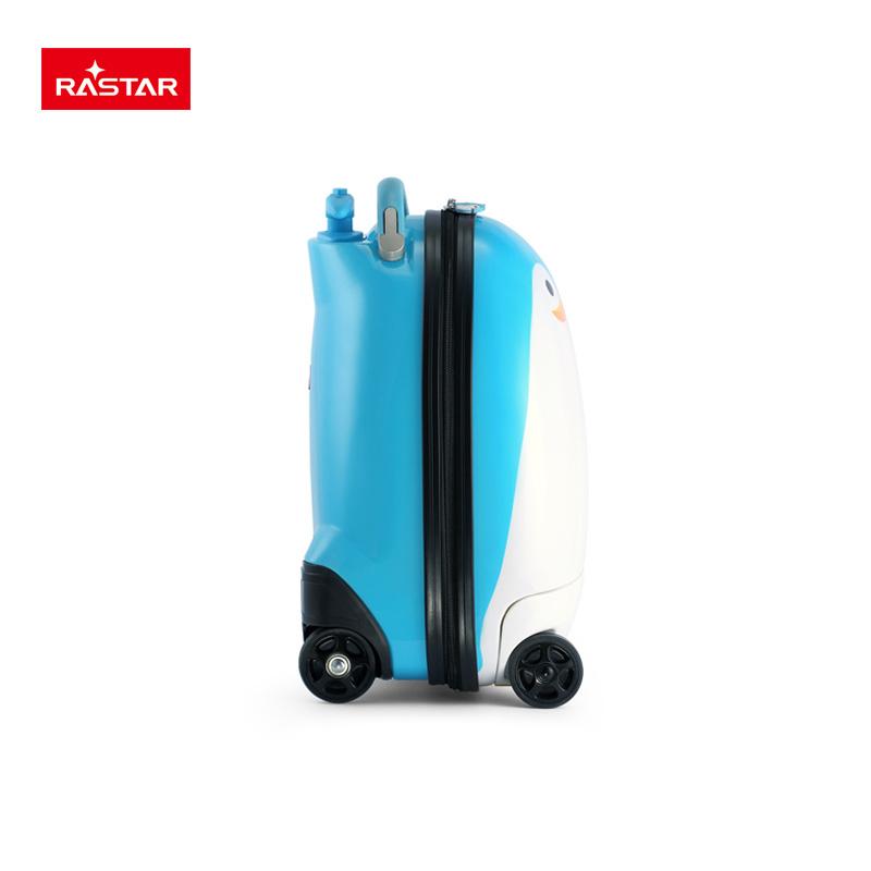 Rastar bambino bambini valigia abs novità bagagli con ruote