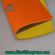 Customized 2mm Thickness Rubber Neoprene Fabric