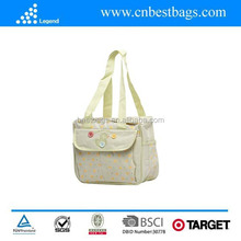 Comfortable and good quality diaper bag /Lovely Tote Mummy Bag Insulated Bottle Bag