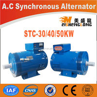 Diesel engine electric brushless st single pahse stc three phase generator starter dynamo 10kw permanent magnet alternator