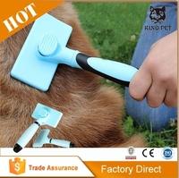 Easy Dog Hair Grooming Brush