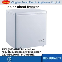 220 v cor freezer usados para venda