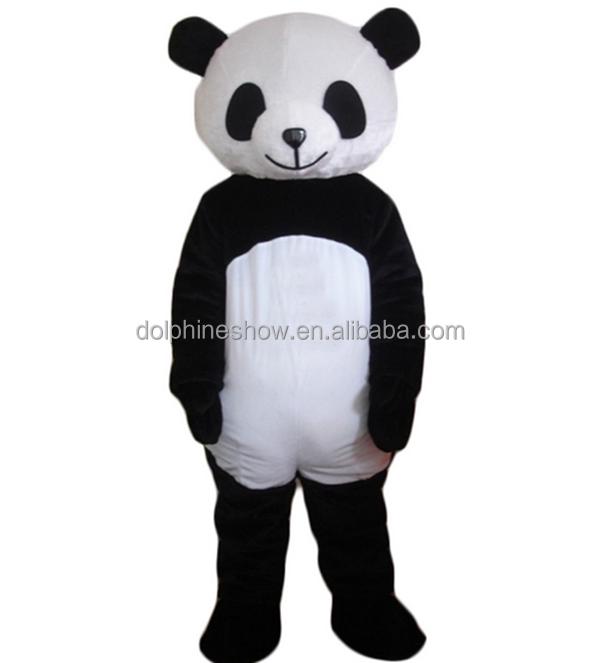 Panda Costume For Adults Panda Mascot Costume Big Panda
