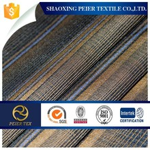 100% polyster suiting fabric for suit in 2015