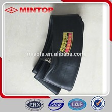 High quality natural 275-19 motorcycle inner tube for motorcycle