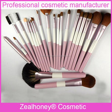 22 pcs go pro makeup brush factory natural hair 10 pcs go pro makeup brush factory natural hair