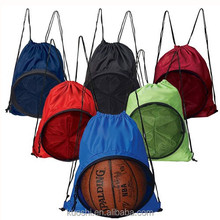 nylon sport mesh drawstring bag