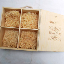 4 Compartments Wooden Tea Bags Boxes/wooden compartment boxes