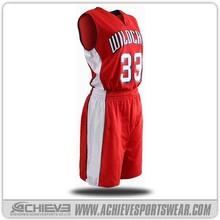wholesale athletic wear/ basketball uniform logo designs for men