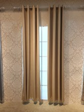 Hotel and Home Use Blackout Luxury Curtain Fabric