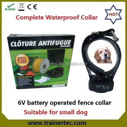 invisible dog containment systems pet fences widely used in EU