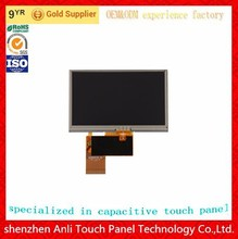 Oem & Odm capacitive touch screen