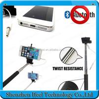 Wired Universal Extendable Monopod,Extendable Selfie Stick Monopod