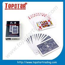 educativo schede flash di plastica double carte da gioco