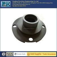 Customized high precision cnc aluminium connecting pipe